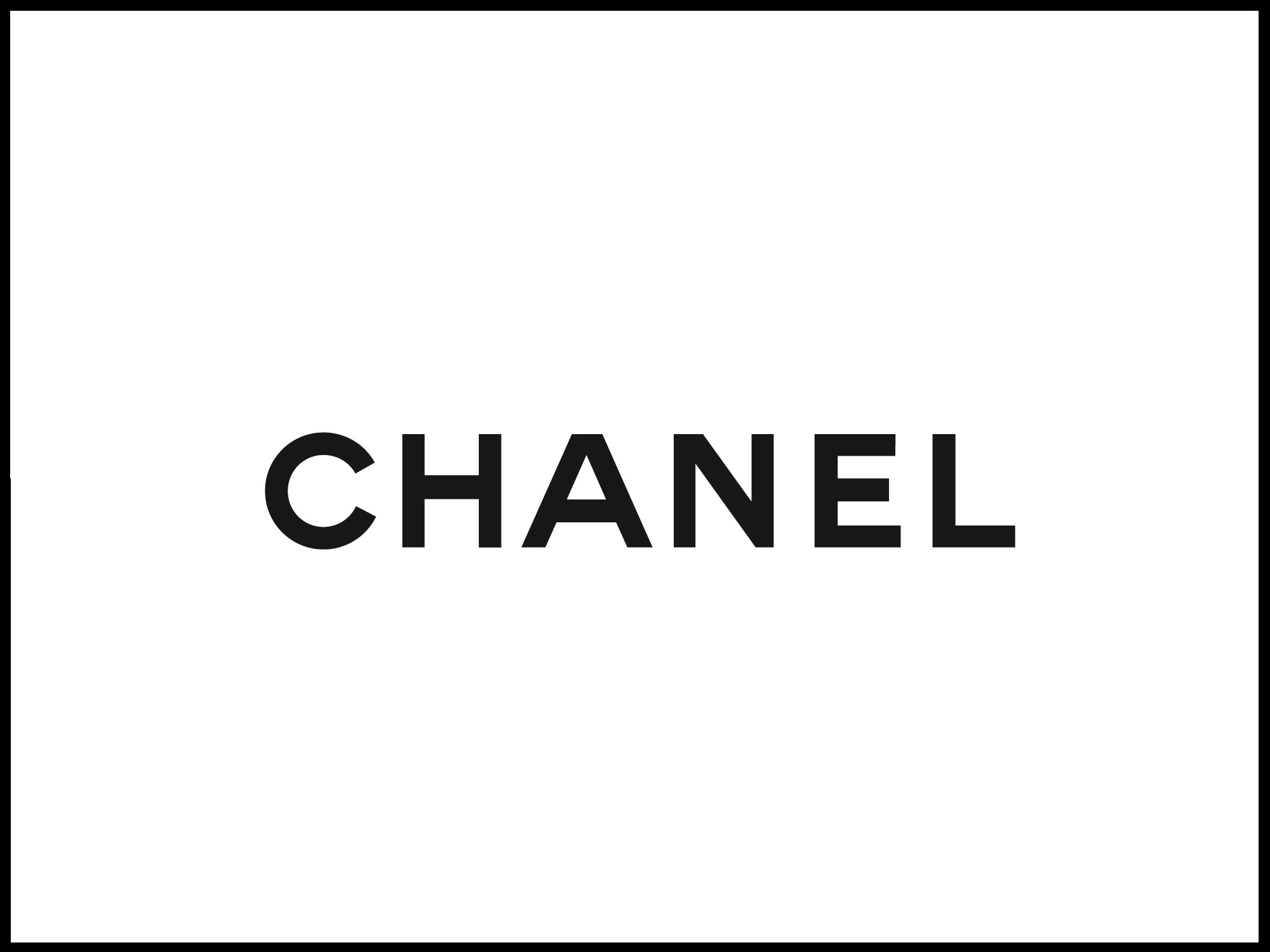 CHANEL FRAGRANCE & BEAUTY NORTHロゴ