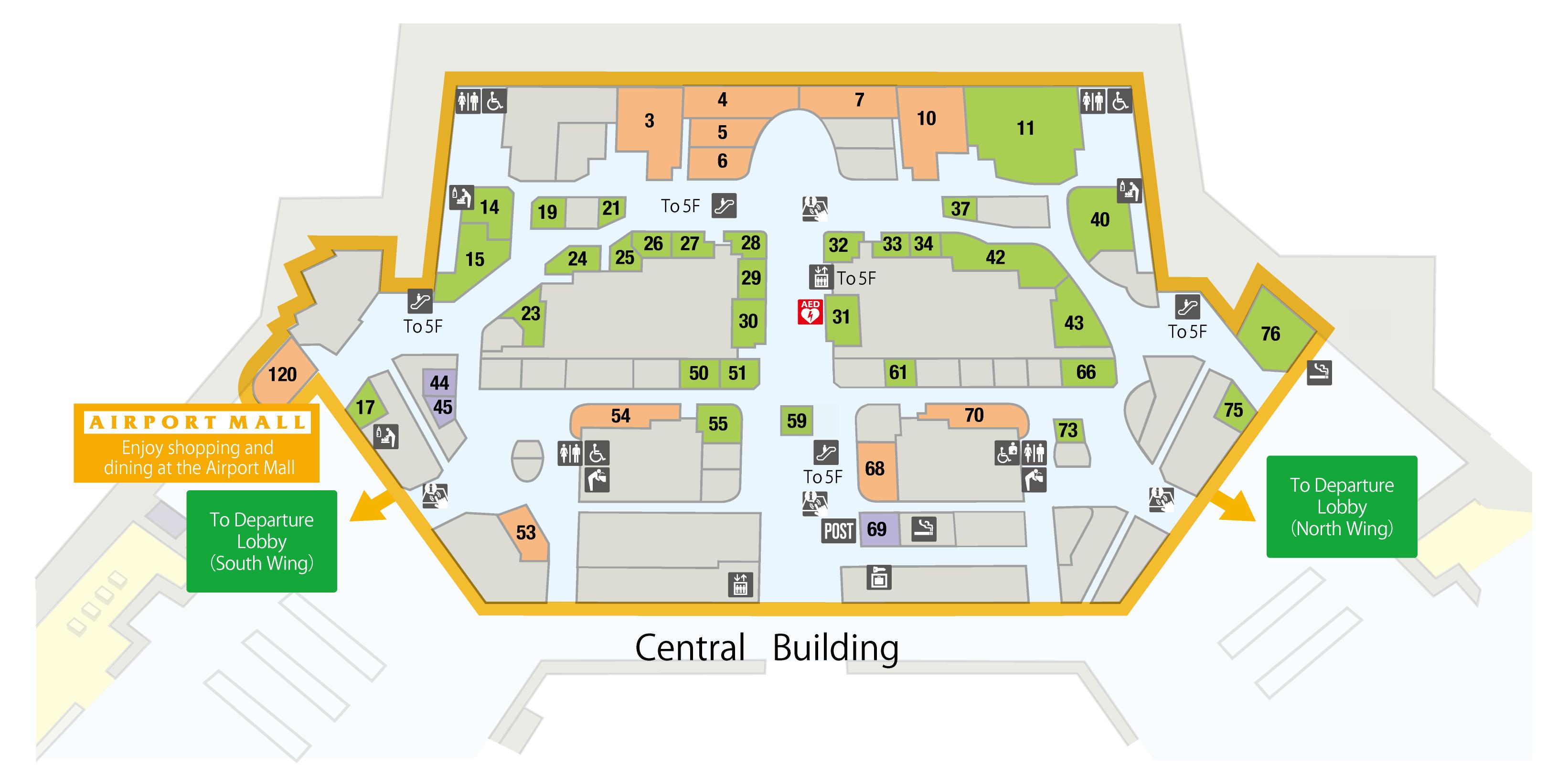 Airport floor plan design thefloors co for Floor map design