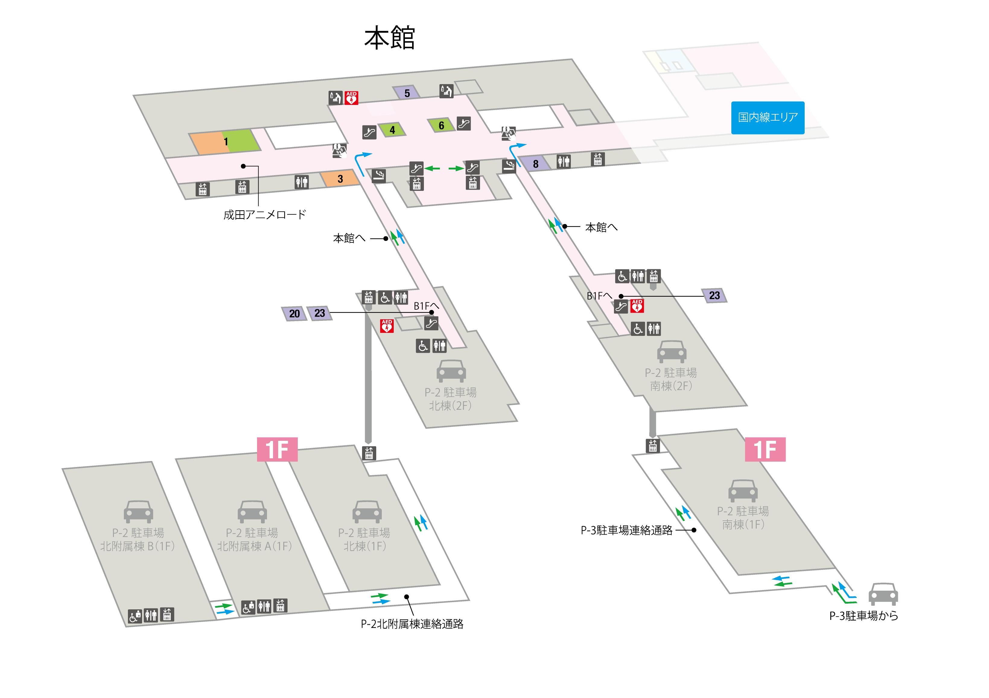 木更津アウトレット フロアマップ