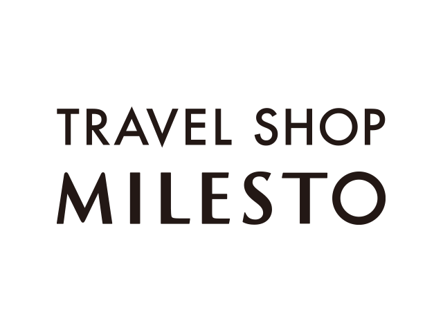 TRAVEL SHOP MILESTOロゴ