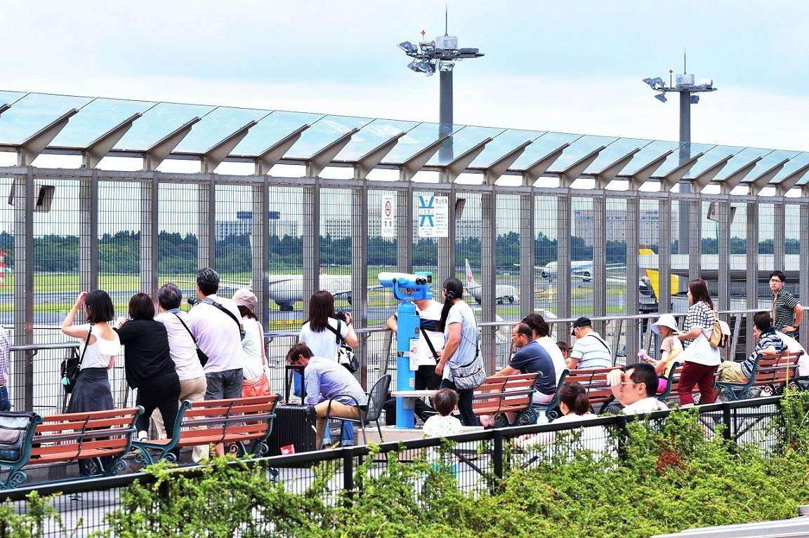 成田空港での見学を希望されるお...