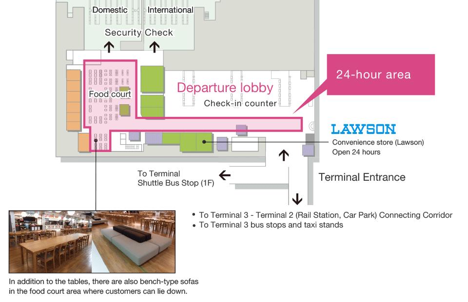 Capsule Hotel Near Narita Airport