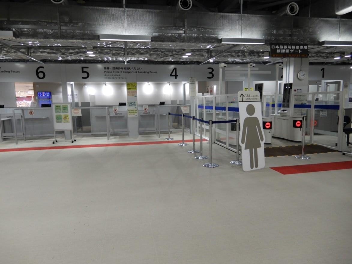 NARITA AIRPORT                第3ターミナル出発経路(国際線)                【重要】成田空港の感染症対策の取り組みとお客様へのお願い【重要】新型コロナウイルス感染症に関するお知らせ※フライト情報、チェックインカウンター等が一時的に変更となっております。事前に必ずご確認ください。