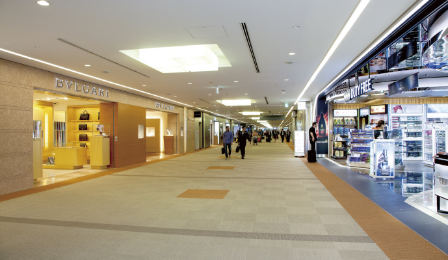 South Wing narita nakamise