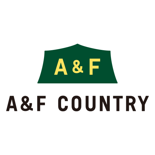 A&F COUNTRY ロゴ
