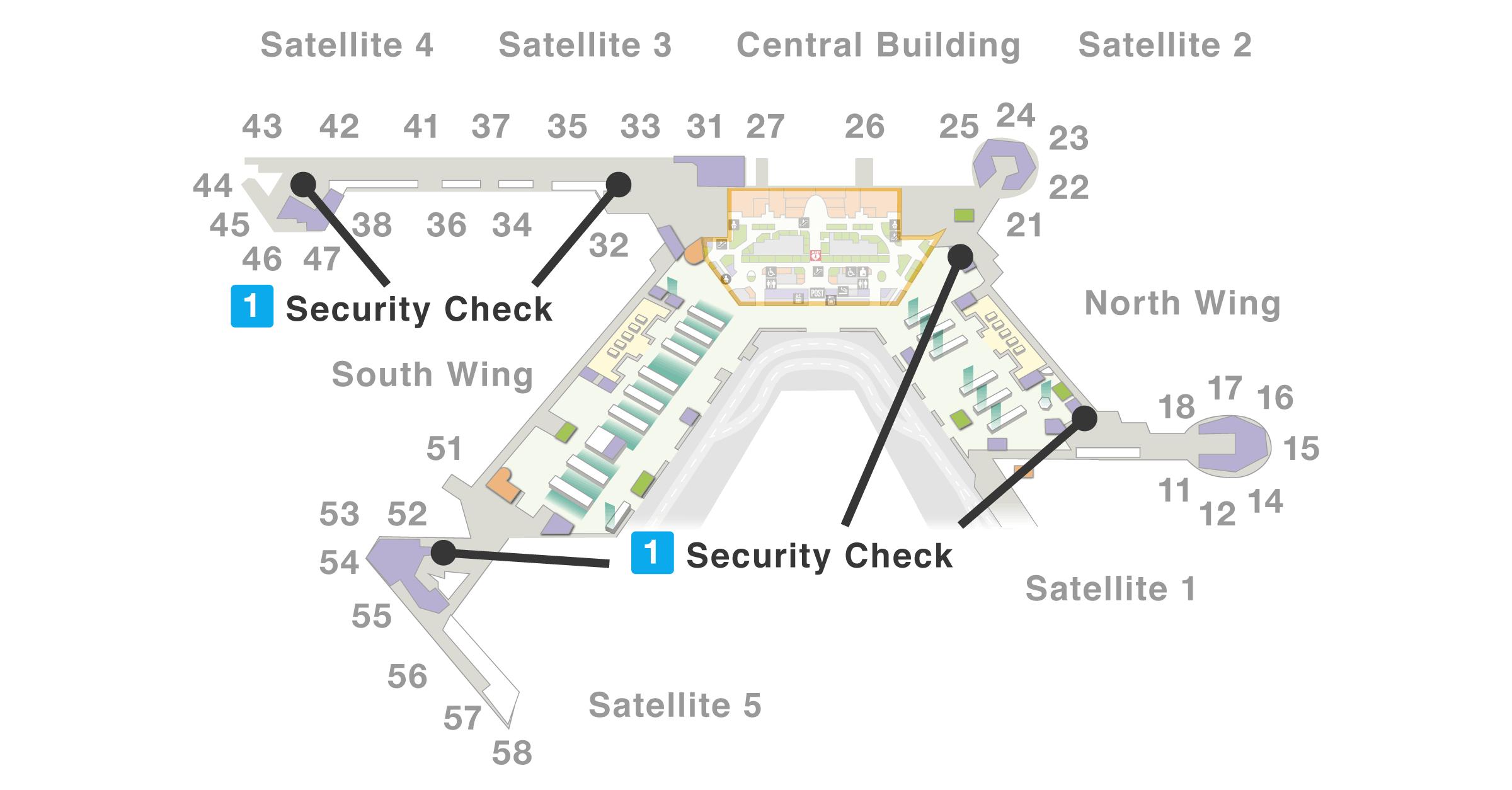 Terminal 1 Narita International Airport Official Website